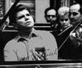 Rehearsal of Beethoven's 4th Piano Concerto 1966