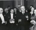 Vyacheslav Molotov (links - Karl Eliasberg) 1953